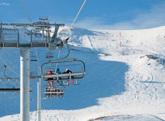 6 seater chairlift, Peyragudes