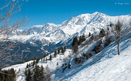 Mont Blanc Massif, Saint-Gervais