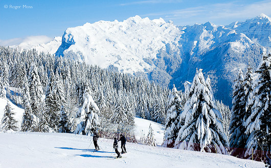 Skiers to get more options in the French Alps this winter
