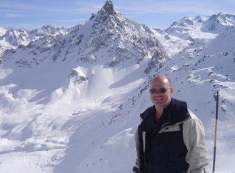 David Windall, Alpine property owner on ski slopes