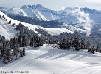 Praz de Lys, Haute-Savoie