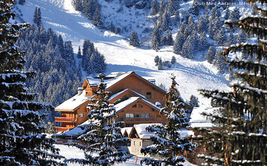 Club Med Antares, Méribel, French Alps