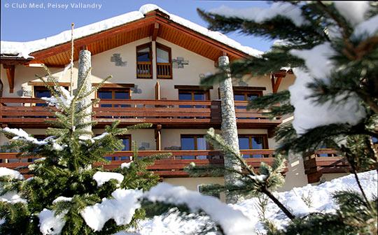 Club Med, Peisey Vallandry, Paradiski, French Alps