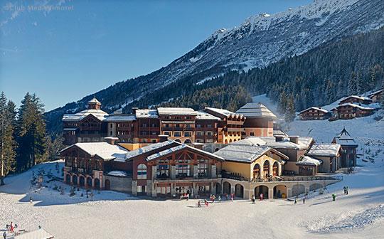Club Med, Valmorel, French Alps