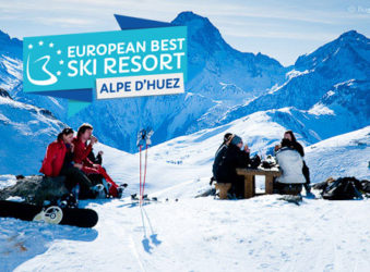 Alpe d'Huez - Best European Ski Resort 2019