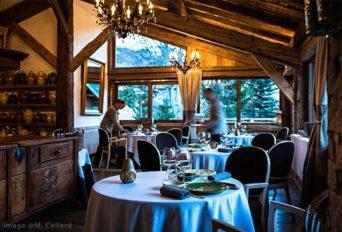 La Bouitte Restaurant, St Martin de Belleville