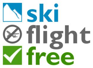 SkiFlightFree campaign