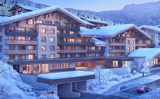Alpen Lodge, La Rosière